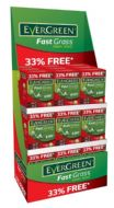 EverGreen Fast Grass Lawn Seed - Display Unit of 80